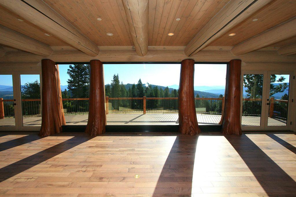 Cougar Gulch Glass-Forest