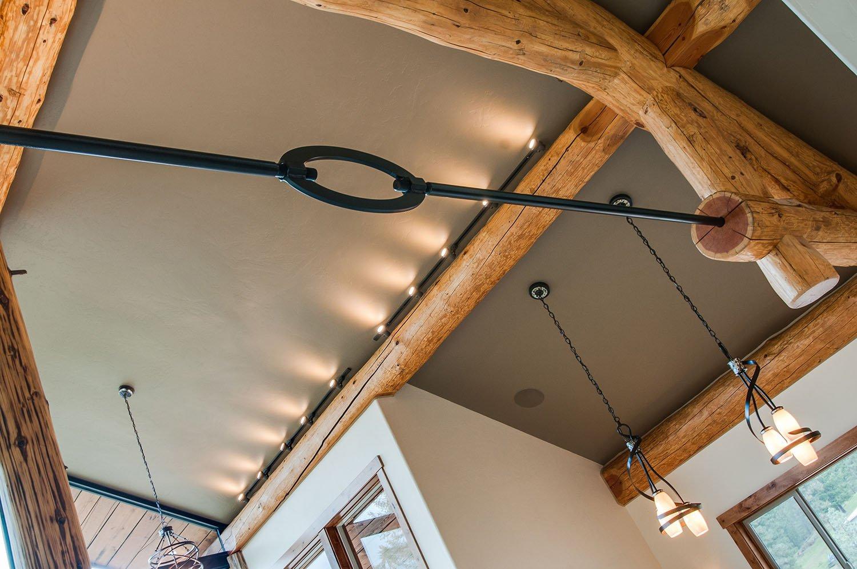 Spangle iron tie rod
