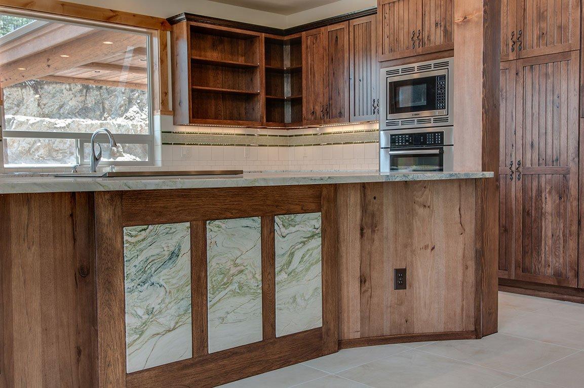 Spangle kitchen